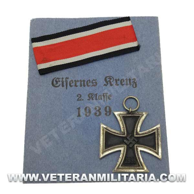 Iron Cross EK2 1939 Original