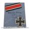 Iron Cross EK2 1939 Original