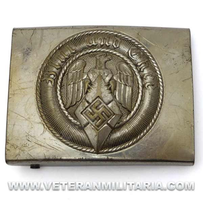 German Belt Buckle HJ Original