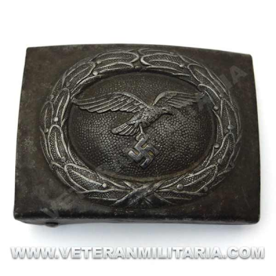German Belt Buckle Luftwaffe Original