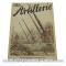 German Book Die Artillerie, Waffenhefte Des Heeres