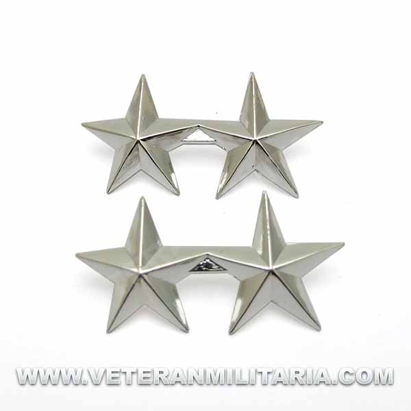 Major General Stars