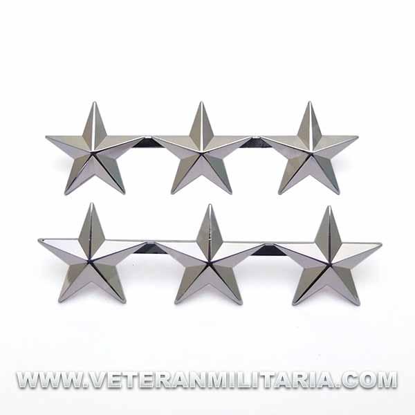 Lieutenant General Stars
