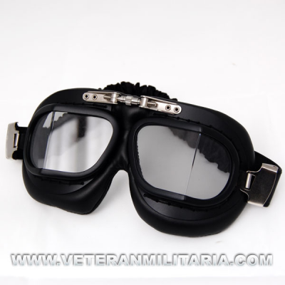 Aviation Googles (Black)