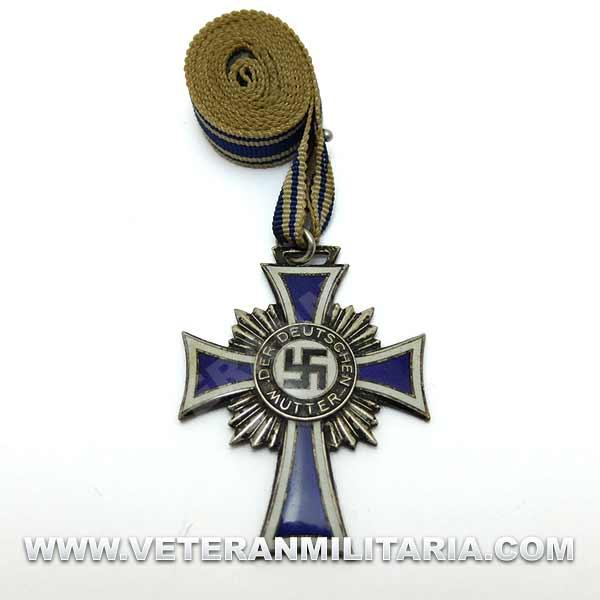Cross of Honour of the German Mother in Silver Original
