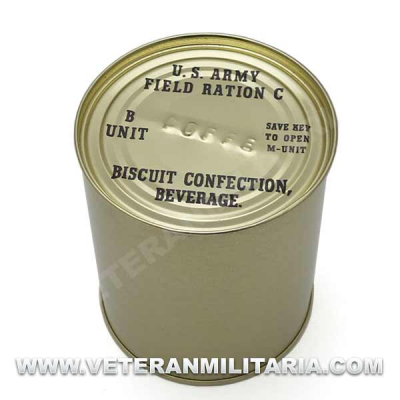US Army Field Ration C