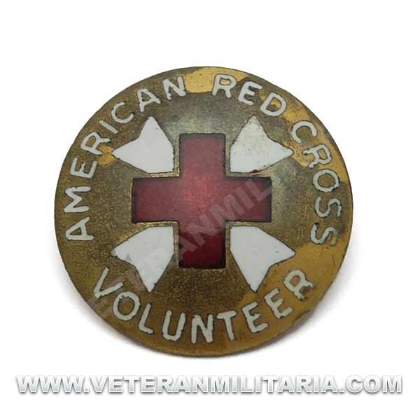 American Red Cross Volunteer Pin Nurse's Aides