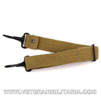 Canvas strap, Medic litter