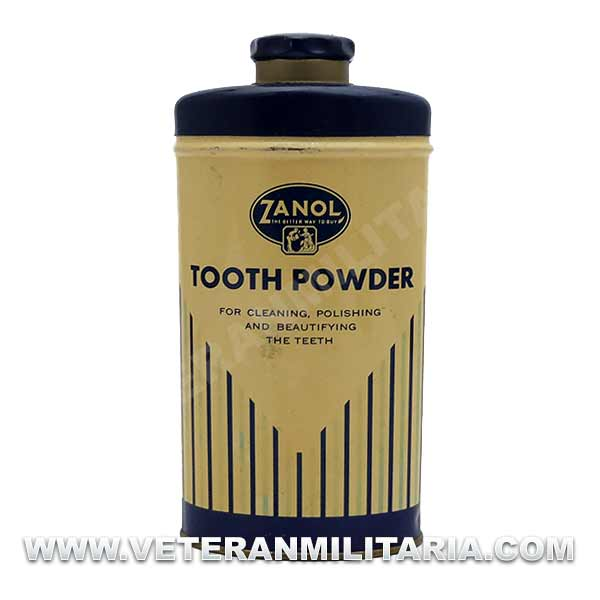 Powder Tooth Zanol Original