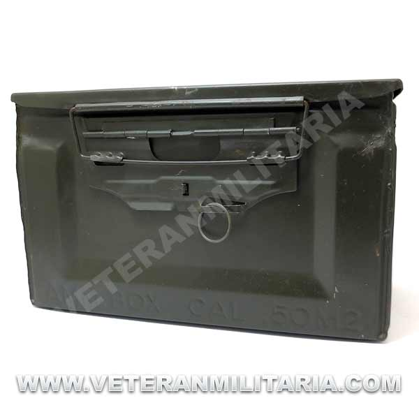 WWII 50call Ammo Box Original