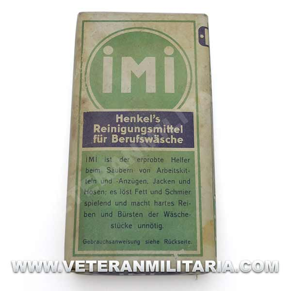 IMI Original German Soap Powder